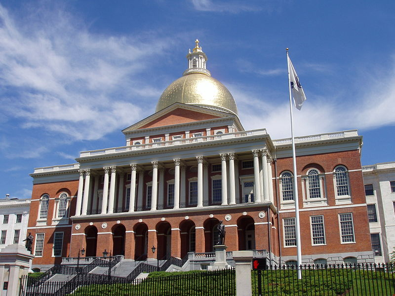 File:Massachusetts State House, Boston, Massachusetts - oblique frontal view.JPG