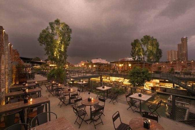 Byg Brewsky Hennur - Romantic Restaurants In Bangalore