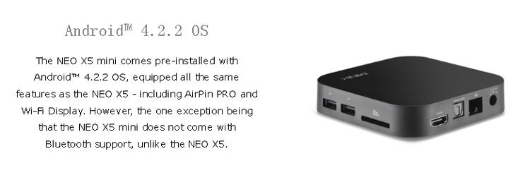 MINIX NEO X5 Mini