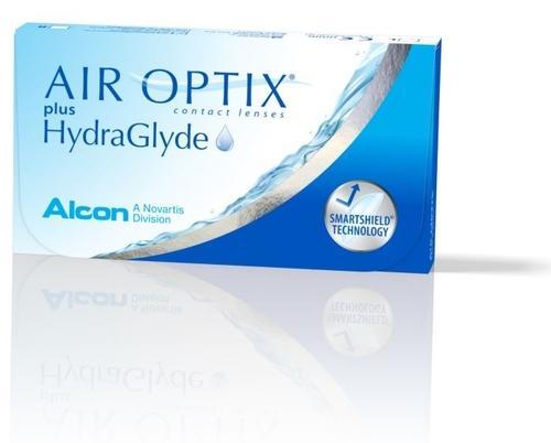 Air Optix Plus HydraGlyde 6 Pack