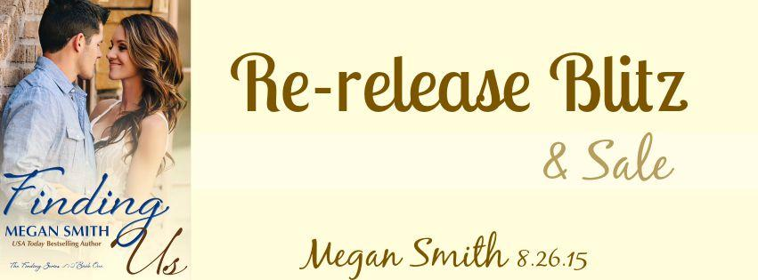 megan smith rerelease banner