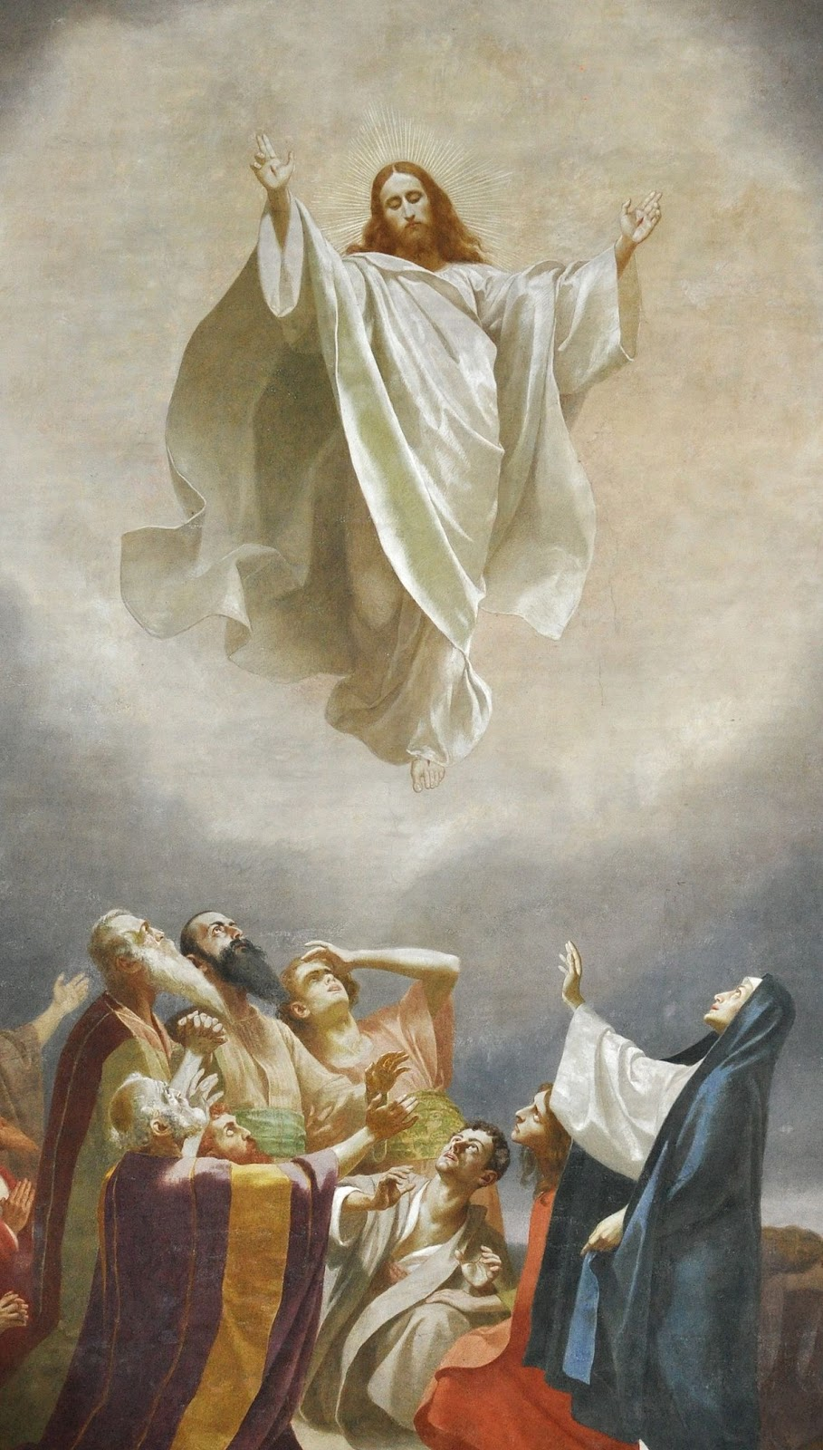 Jesus's Ascension