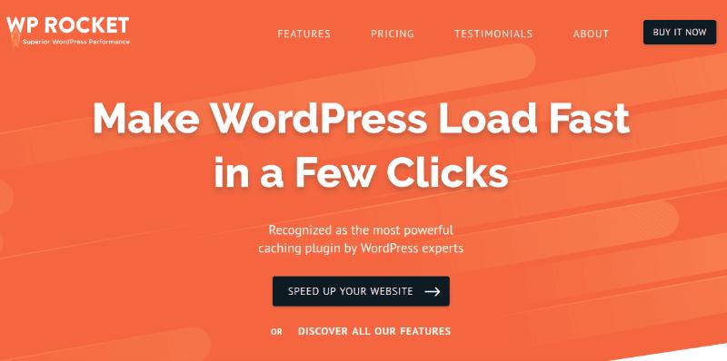 tăng tốc trang web wordpress