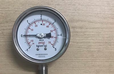 Mẫu đồng hồ đo áp Bourdon