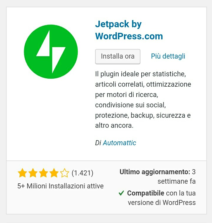 Come Installare Plugin Su WordPress - Installazione Plugin.