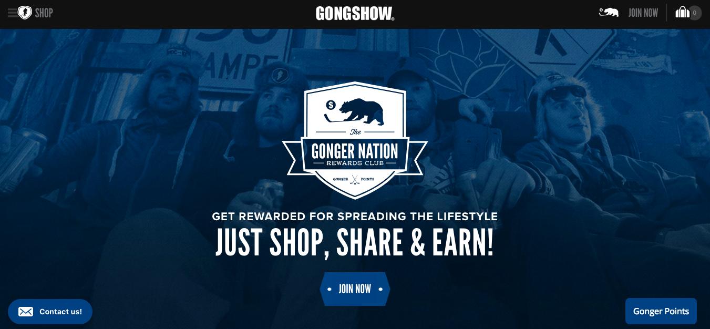 GONGSHOW'S gonger nation explainer