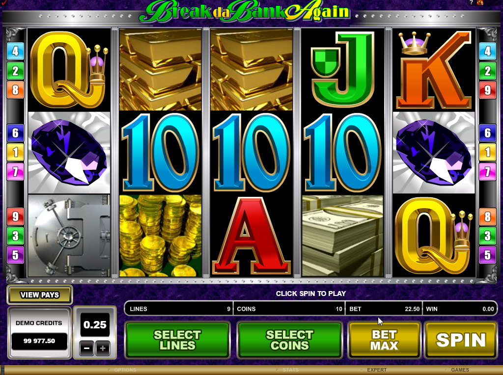 Break da Bank Slots Game Review