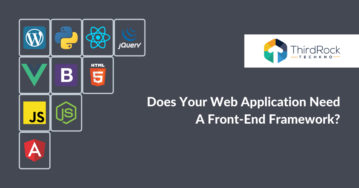 Web Application Front-End Framework