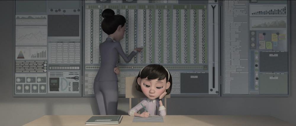 **Imagem do filme O Pequeno Príncipe, de 2015**