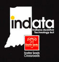 indata and easterseals crossroads combined logo