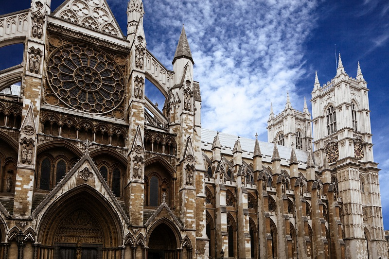 倫敦旅遊必去景點─西敏寺大教堂