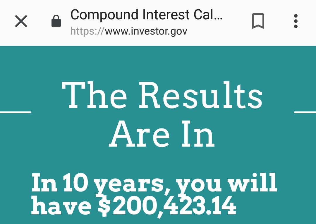 compound interest needs a facelift for more transparency part 1