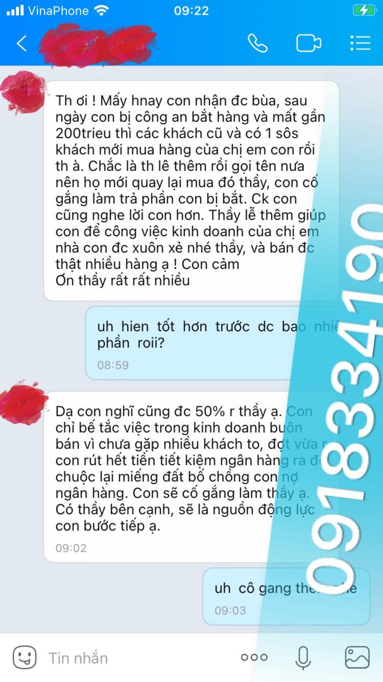 Hương Nê - Ngân Sơn - Bắc kạn rất nổi tiếng về bùa yêu
