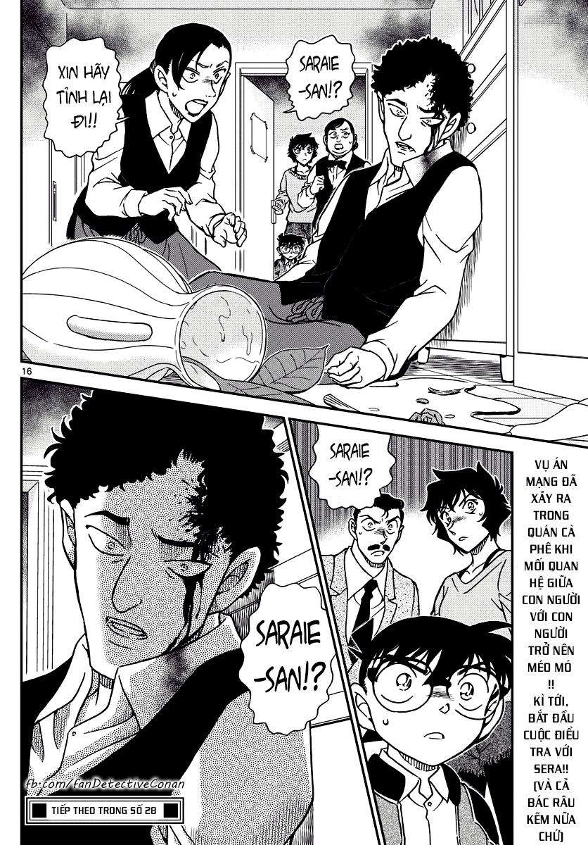 Thám Tử Lừng Danh Conan - Chapter 994 - Pic 16