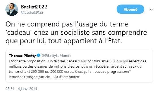 Thomas Piketty - Daniel Tourre