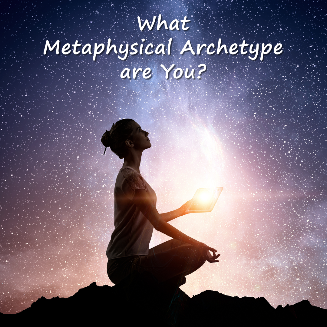 What Metaphysical Archetype are you graphic