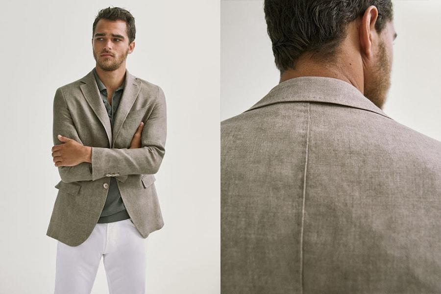 Những kiểu suit nam phổ biến