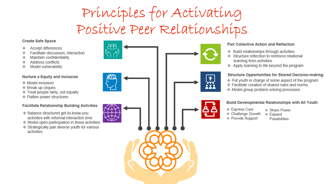 Principles for Activating Positive Peer Relationships