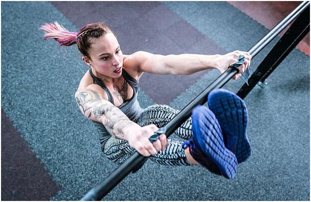 Women's Crossfit Exercises