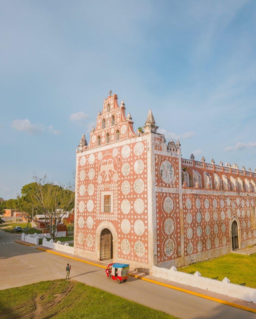 Templo y Ex Convento de Santo Domingo, Uayma