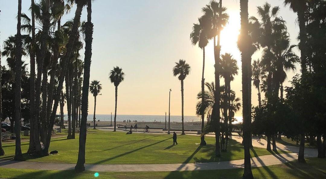 Ocean Park in Santa Monica