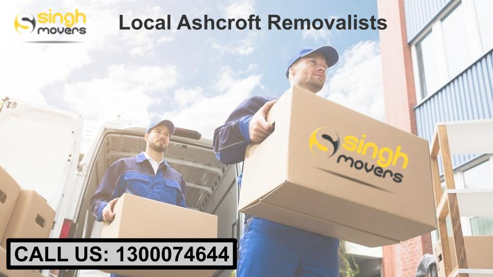 Ashcroft Removalists Sydney