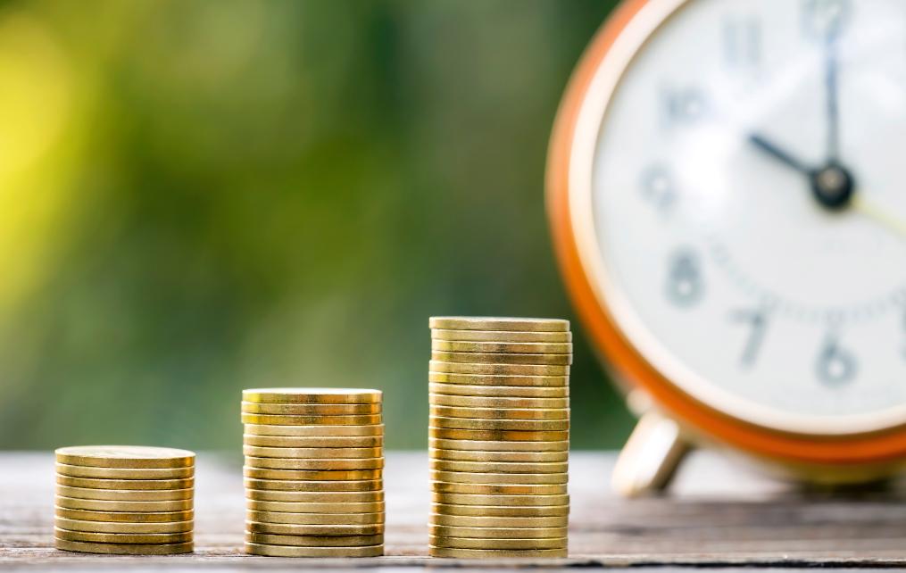 fluxo de caixa - taxas de empréstimo