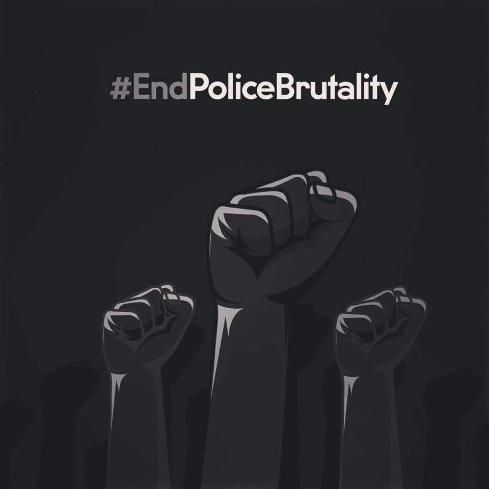 #EndSars #EndPoliceBrutality Poster