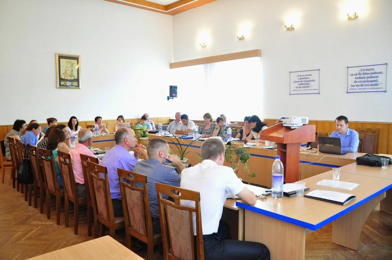 Seminar cu privire la acordul de asociere a fost organizat la Telenesti