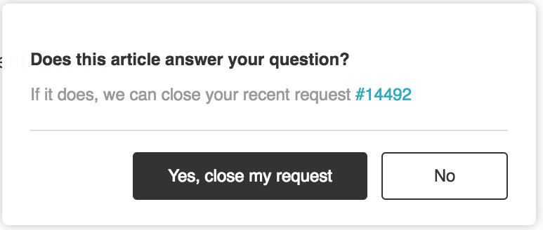 Answer Bot email