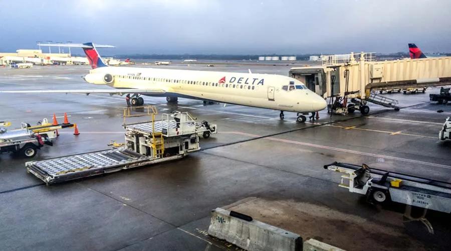 ¿Empleada de Delta Airlines aparece muerta?