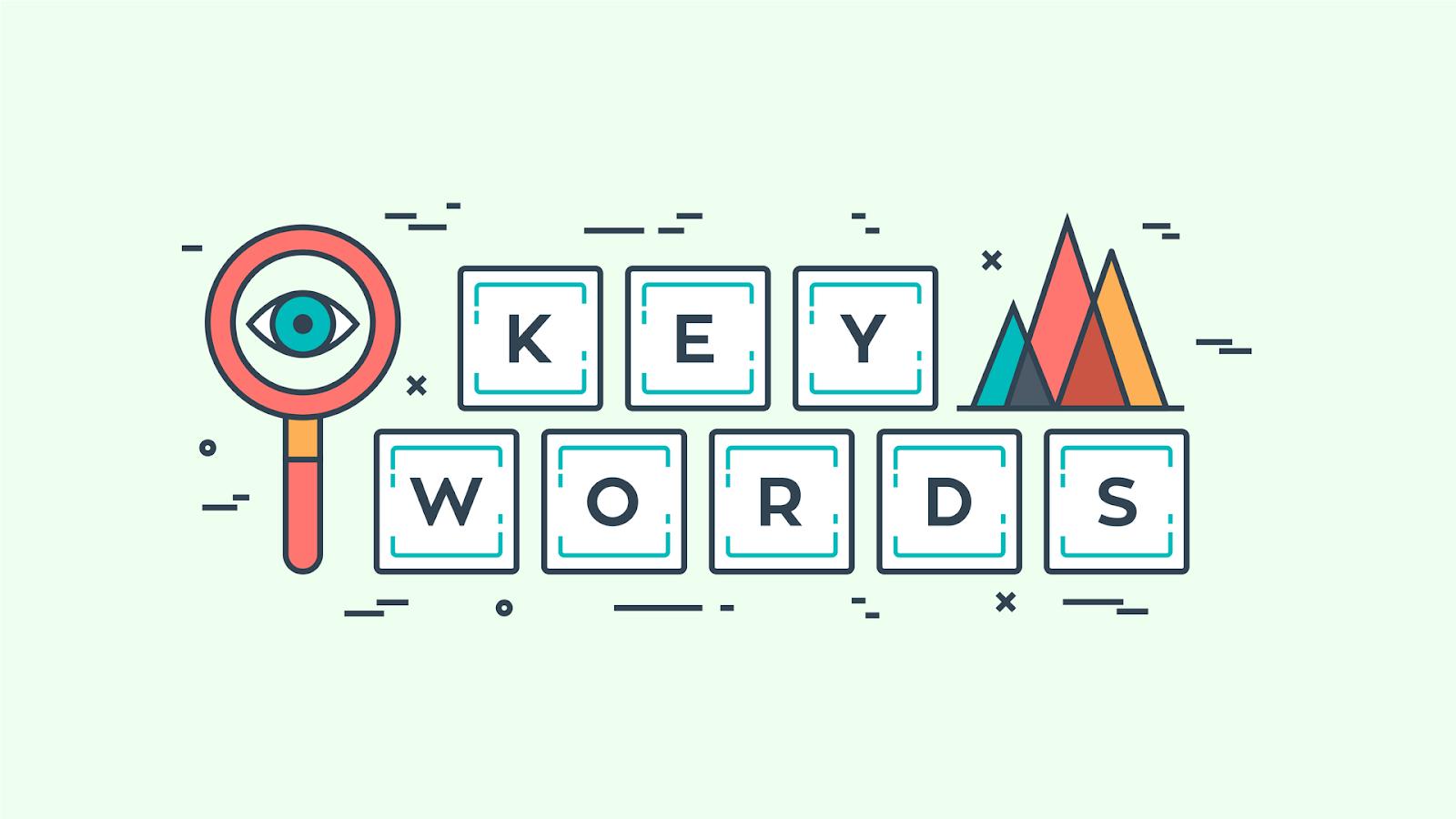 Image result for keywords
