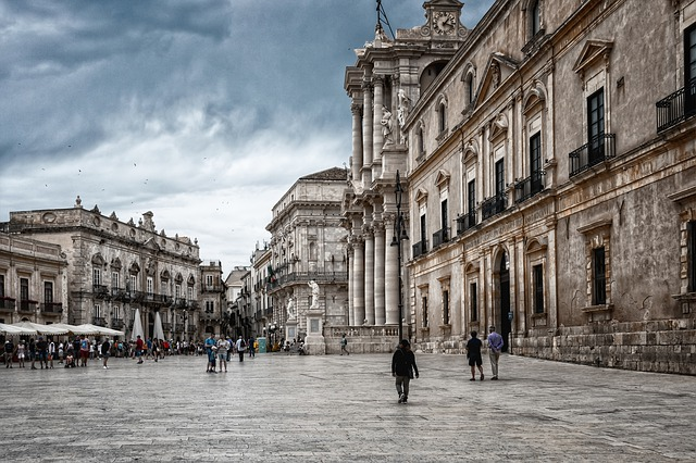 Sicily, Italy (Credit - Pixabay)