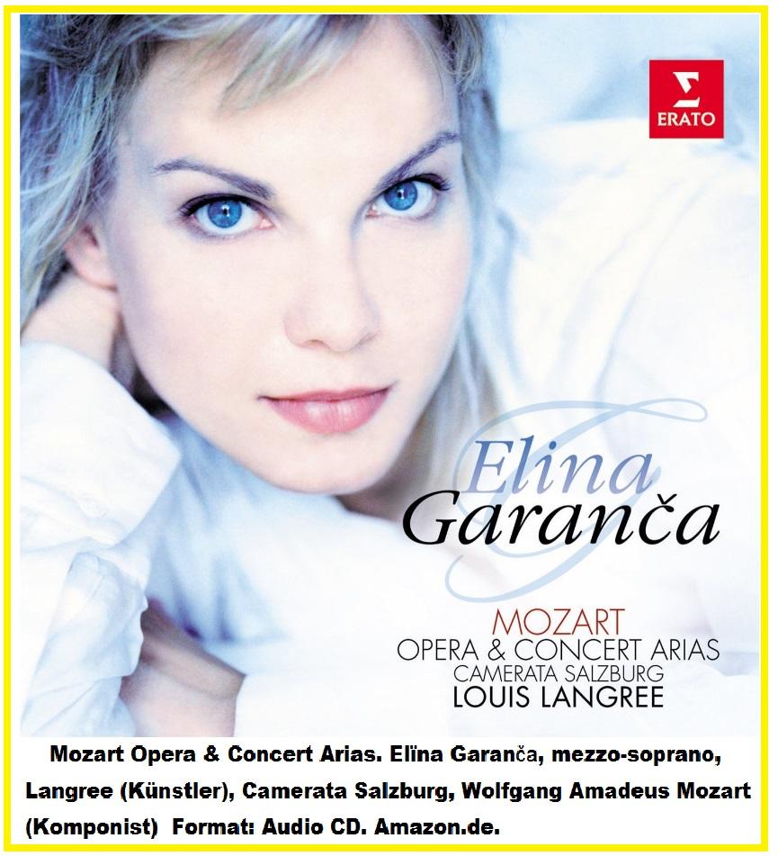 119 Mozart Opera & Concert Arias. Elina Garanca..jpg