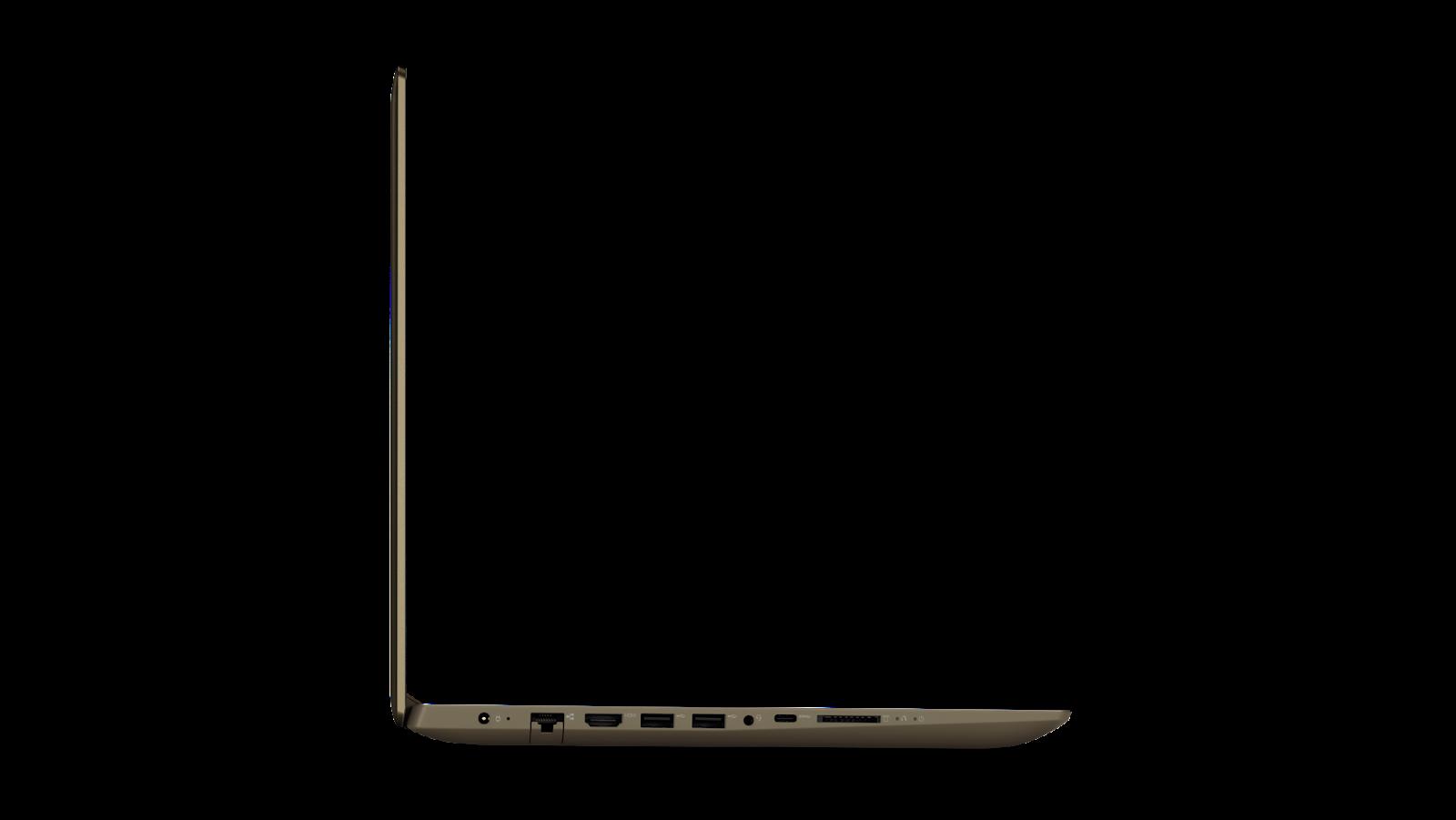 Фото 5 - Ноутбук Lenovo IdeaPad 520-15IKB Bronze (80YL00STRA)