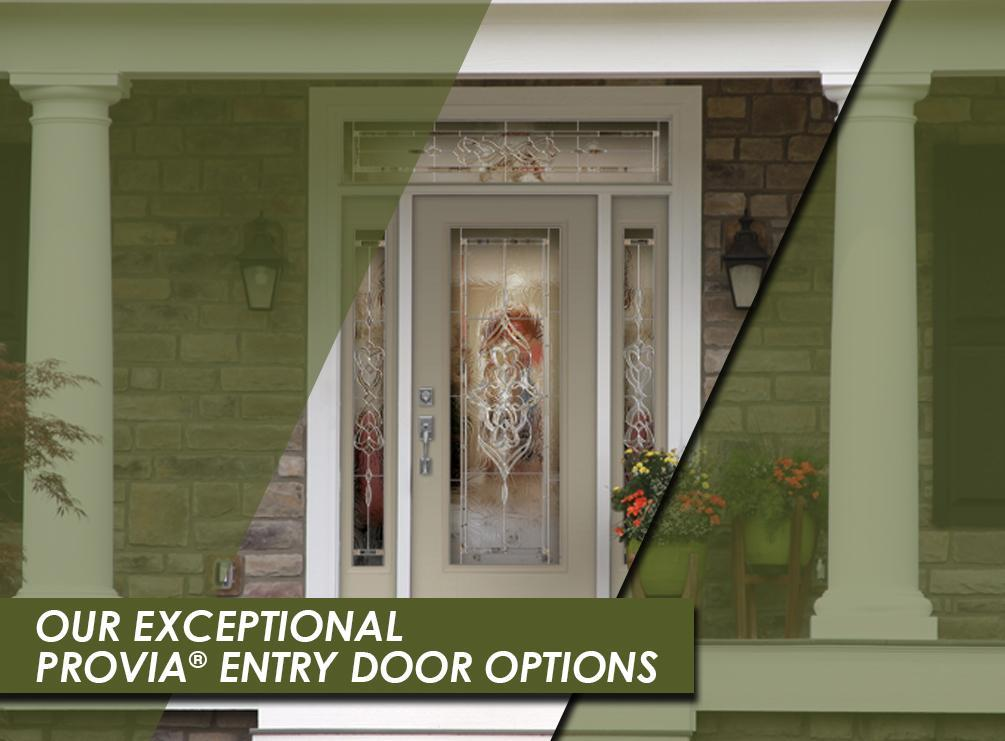 Entry Door Options