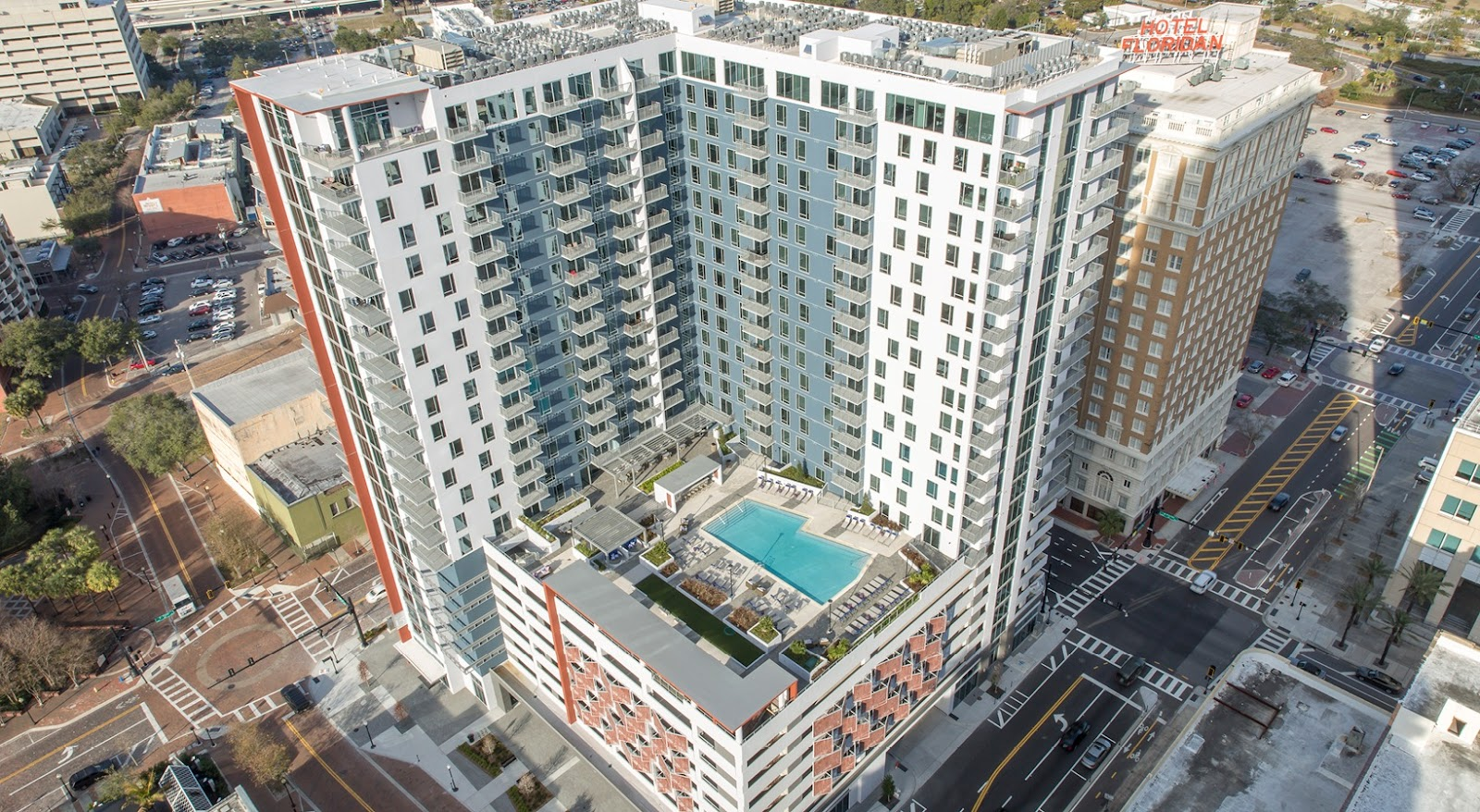 Apartment Drone Photo Example | 6 Reasons Apartment Community Needs Professional Photography