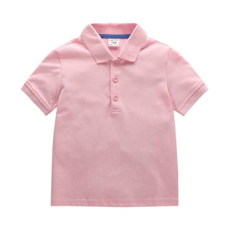 Koszulka polo dziewczęca