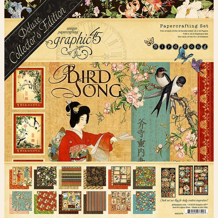Bird Song Deluxe Collector's Edition