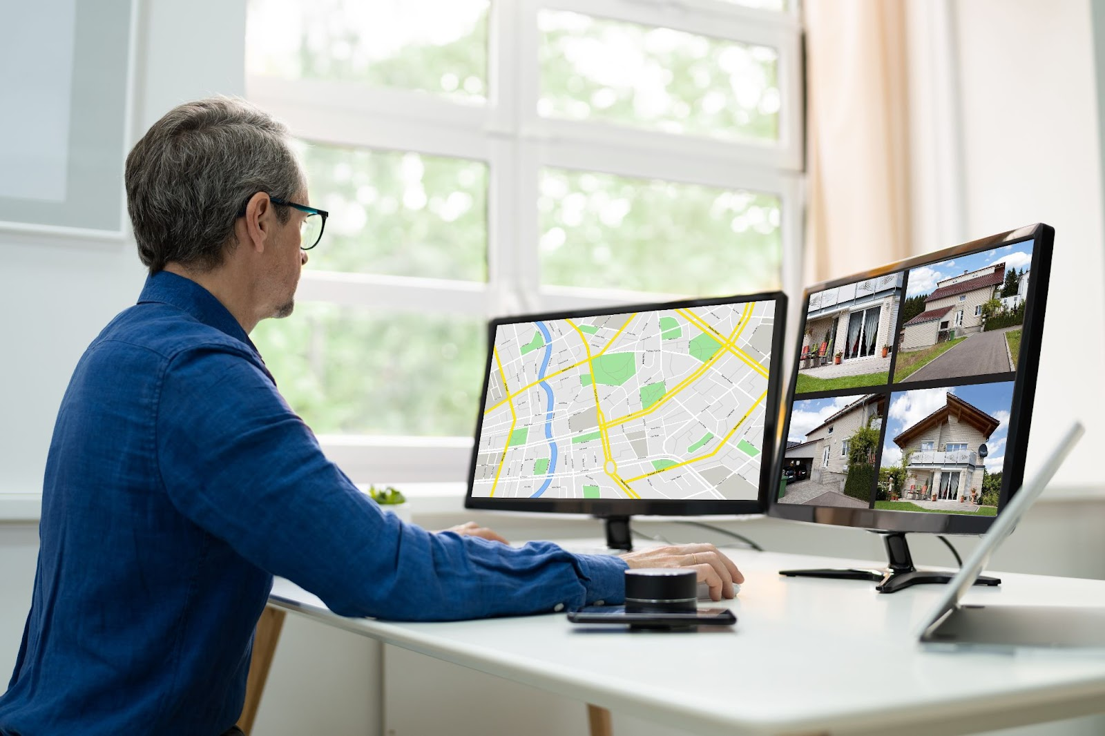 Location search for what is property management