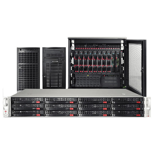 Серверы SuperMicro это высокая производительность при абсолютной бюджетности