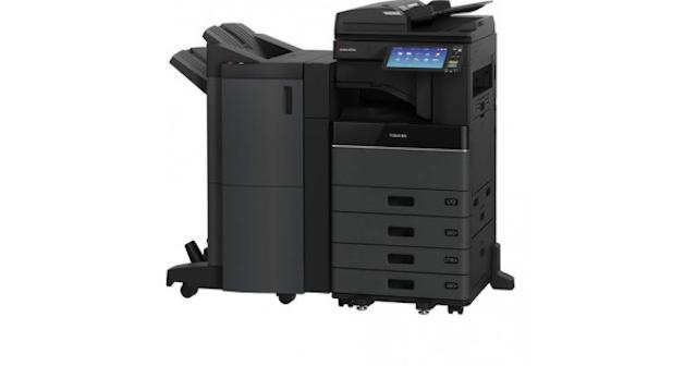 Máy photocopy TOSHIBA E – Studio 3515 có tốc độ bản in cao lên đến 35 bản/phút
