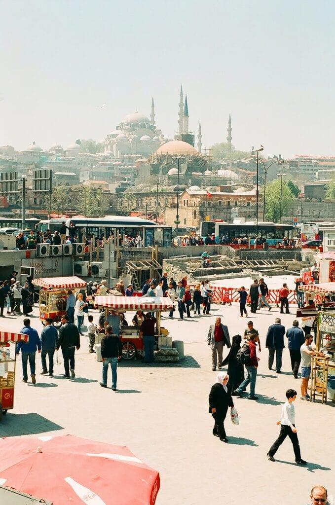 Update of tourism in Turkey