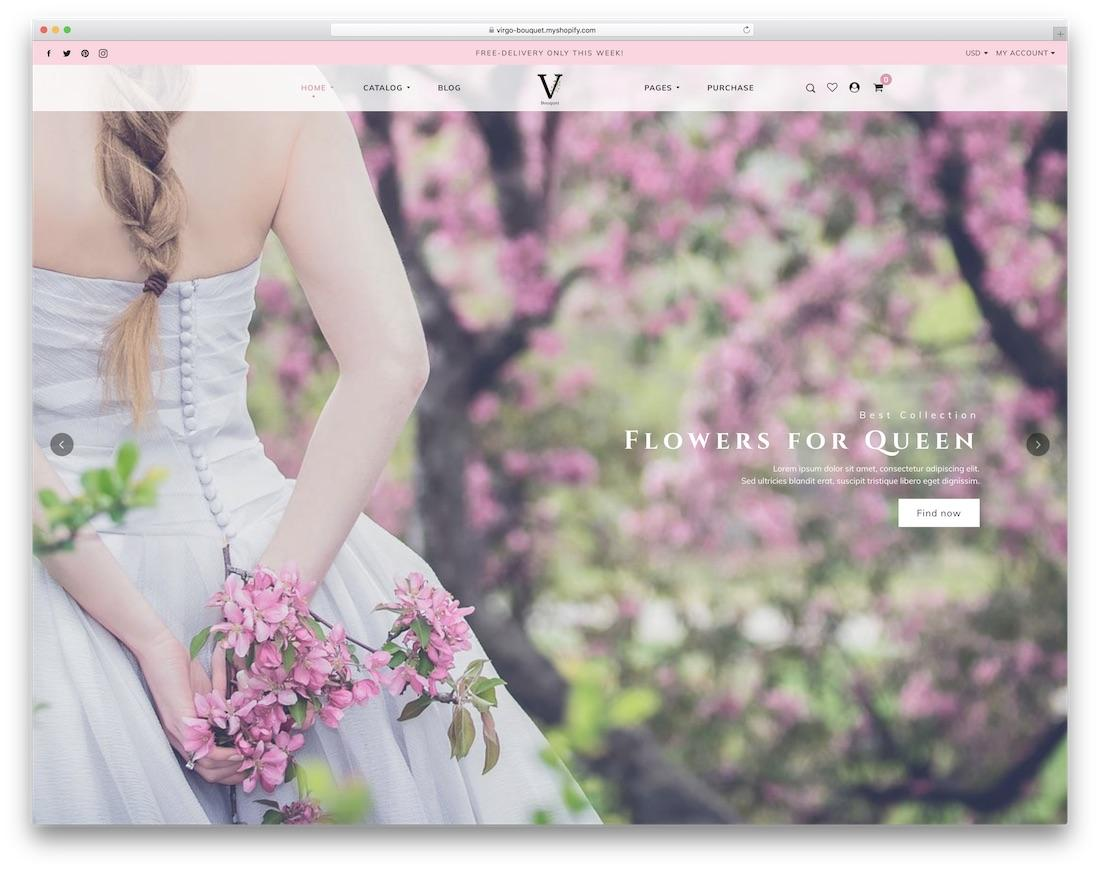 virgo best shopify theme