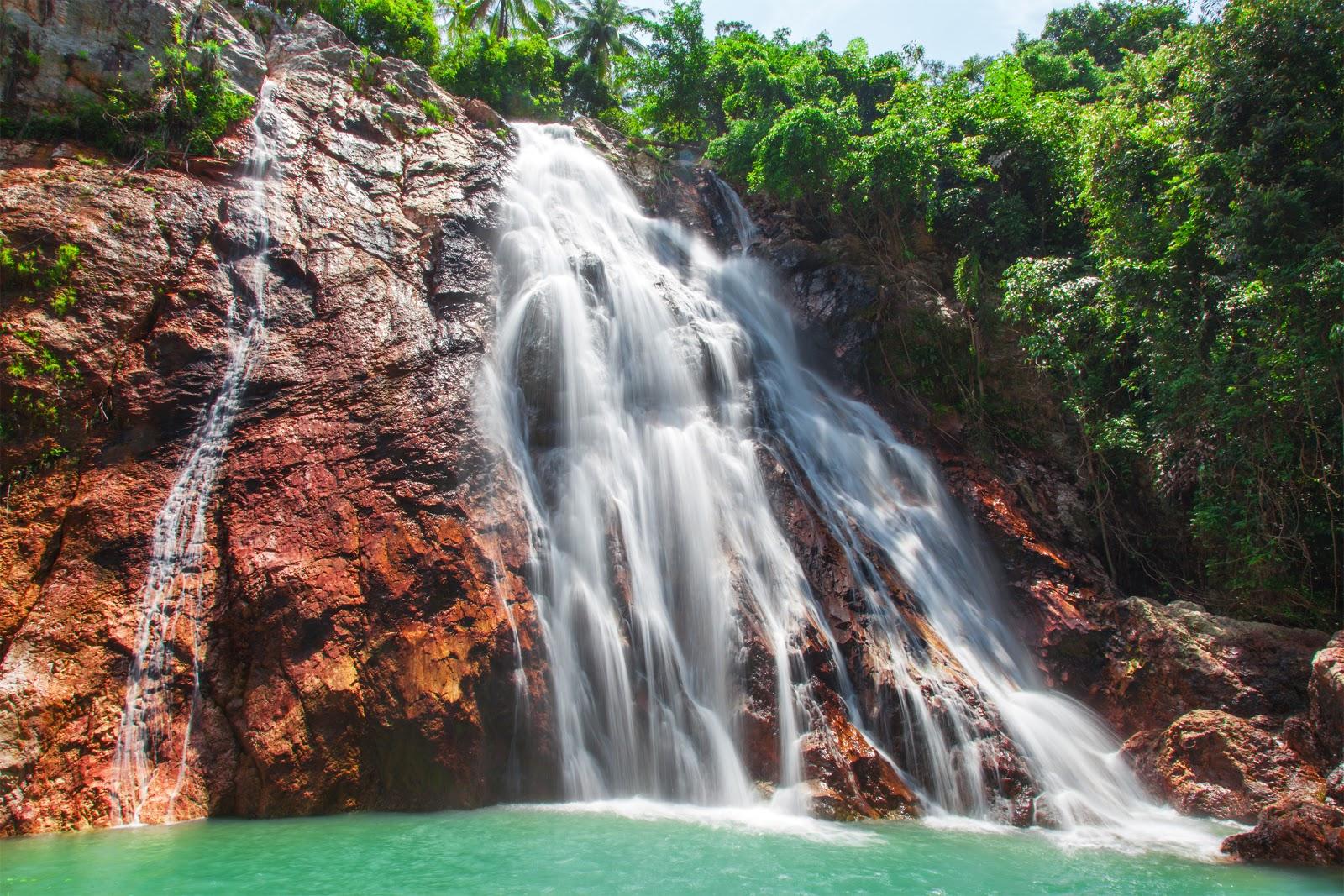 Les cascades de Na Muang
