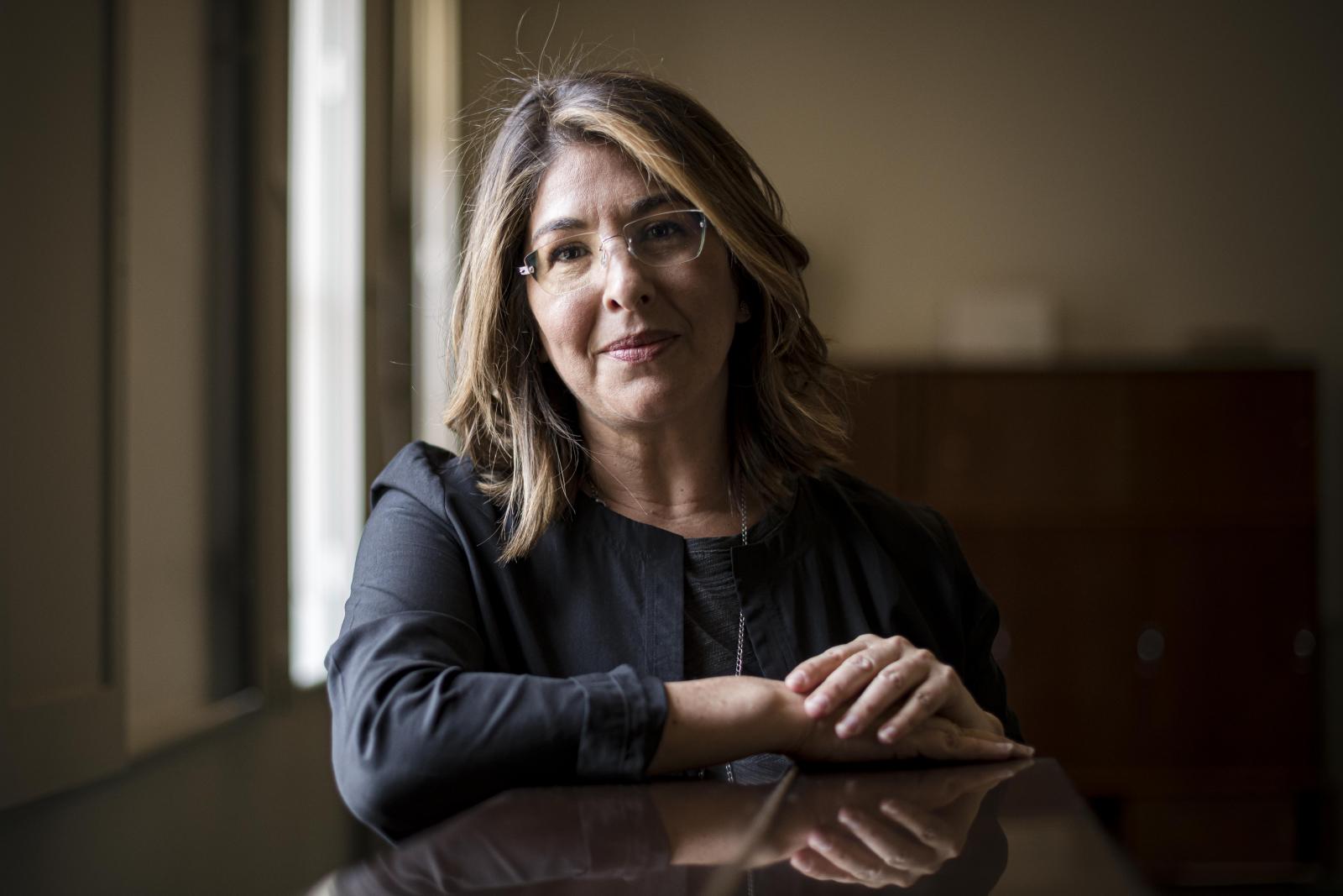 Naomi Klein sobre el capitalismo
