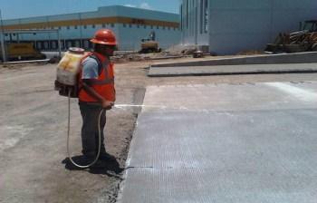 concrete-curing