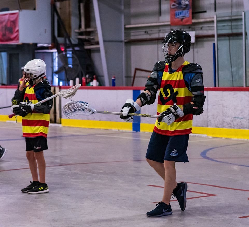 Laxlife campers always begin by demonstrating the fundamentals with proper technique