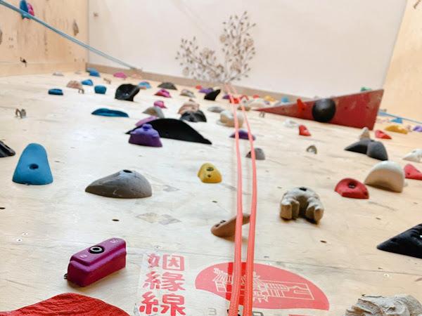 double 8 岩究所攀岩健身裝備