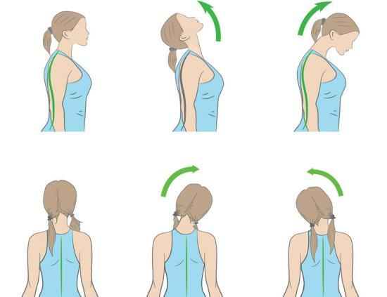 Image result for exercise for neck pain""